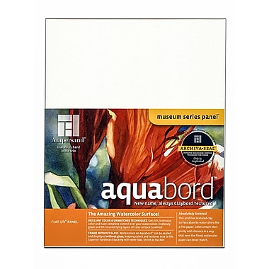 Ampersand Aquabord 14 In. X 18 In. Each [Pack Of 2] (2PK-CBT14)