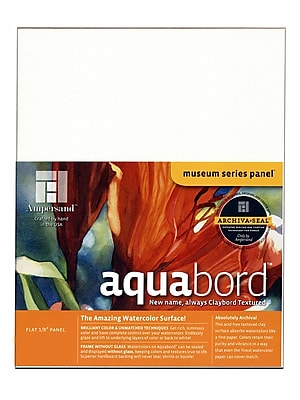 Ampersand Aquabord 16 In. X 20 In. Each (CBT16)