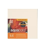 Ampersand Aquabord 6 In. X 6 In. Pack Of 4 (CBT066)