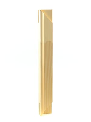 Best Heavy Duty Pine Super Stretcher Bars 16 In. [Pack Of 2] (2PK-890005)