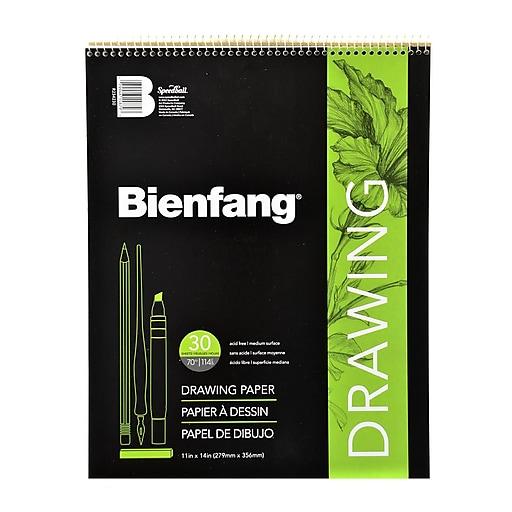 Bienfang Raritan Heavyweight Drawing Paper 11 In. X 14 In. [Pack Of 3] (3PK-R234230)