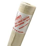 Discovery Unprimed Cotton Canvas Roll 52 In. X 6 Yd. Roll (TX500006 BULK)