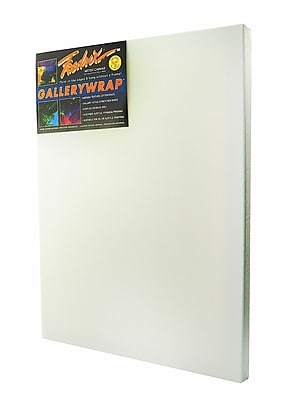 Fredrix Gallerywrap Stretched Canvas 48 In. X 60 In. Each (5092)