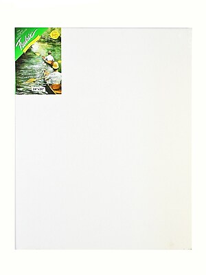 Fredrix Pro Belgian Linen Pre-Stretched Canvas 24 In. X 30 In. Each (49310)