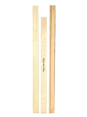Masterpiece Artist Canvas Vincent Pro Bar Stretcher Kits With Brace 22 In. [Pack Of 2] (2PK-MA5122S)