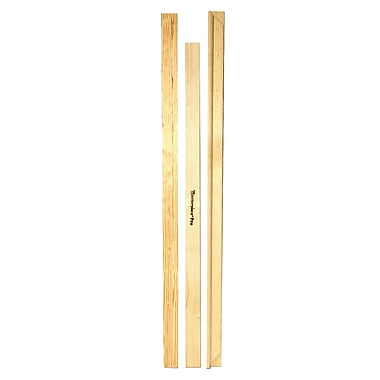 Masterpiece Artist Canvas Vincent Pro Bar Stretcher Kits With Brace 30 In. [Pack Of 2] (2PK-MA5130S)