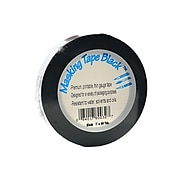 Pro Tapes Black Masking Tape 1 In. X 60 Yd. [Pack Of 3] (3PK-PM1BLA)