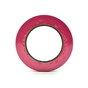 The Chenille Kraft Company Colored Masking Tape Pink 1 In. X 60 Yd. [Pack Of 6] (6PK-4857)
