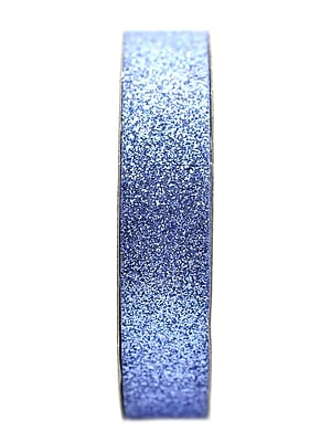 American Crafts Glitter Tape 5/8 In. Sky 3 Yd. Spool [Pack Of 9] (9PK-96028)