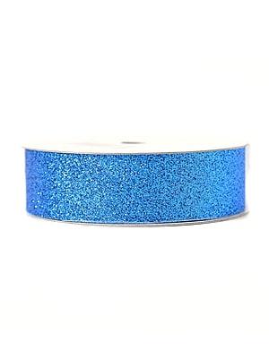 American Crafts Glitter Tape 7/8 In. Marine 3 Yd. Spool [Pack Of 9] (9PK-96035)