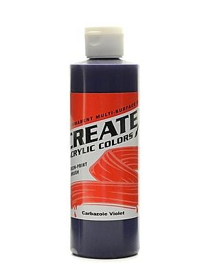Createx Acrylic Colors Carbazole Violet 8 Oz. [Pack Of 3] (3PK-2013-08) 2133597