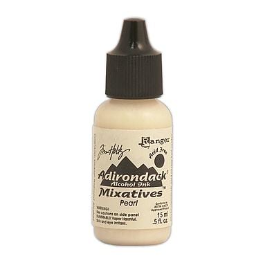 Ranger Tim Holtz Adirondack Alcohol Inks Pearl Mixatives 0.5 Oz. Bottle [Pack Of 3] (3PK-TIM22114)