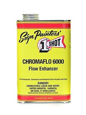 1-Shot Chromaflo 6000 Flow Enhancer 32 Oz. (6000)