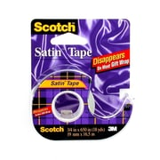 3M Satin Tape 3/4 In. X 18 Yd. [Pack Of 6] (6PK-15)