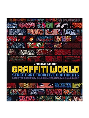 Abrams Books Graffiti World Updated Edition Each (9780810980495)