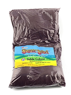 Activa Products Scenic Sand Purple 5 Lb. Bag [Pack Of 2] (2PK-4563)