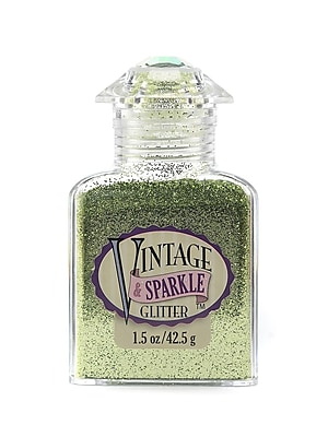 Advantus Corp Vintage And Sparkle Glitter Hollywood Hills 1.5 Oz. Bottle [Pack Of 4] (4PK-SUL51623)