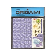 Aitoh Origami Paper 5 7/8 In. X 5 7/8 In. Kasane Hemp 12 Sheets (83-0726)