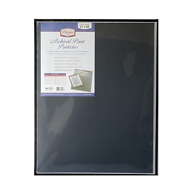 Alvin Print Protectors 17 In. X 22 In. [Pack Of 2] (2PK-AA1722-6)