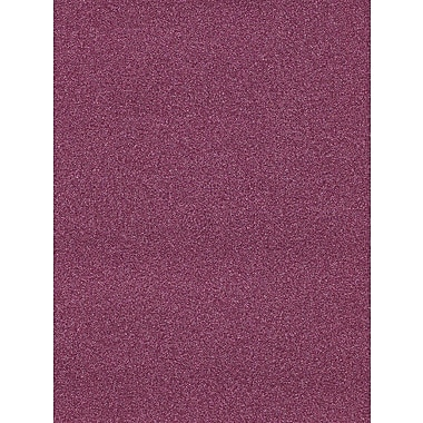 American Crafts Glitter Paper Mulberry 12 In. X 12 In. Sheet [Pack Of 10] (10PK-71432)