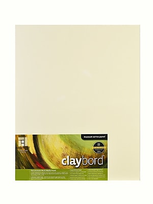 Ampersand Claybord 24 In. X 36 In. Each (CBS24)