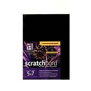 Ampersand Scratchbord 5 In. X 7 In. Pack Of 3 (CBB05)