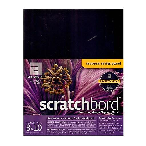 Ampersand Scratchbord 8 In. X 10 In. Each (CBB08)