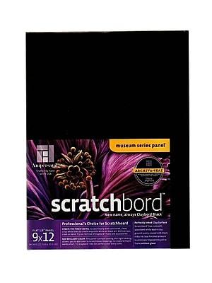 Ampersand Scratchbord 9 In. X 12 In. Each (CBB09)