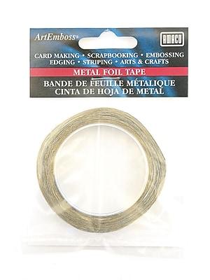 Artemboss Metal Foil Tape Aluminum [Pack Of 4] (4PK-50150R)