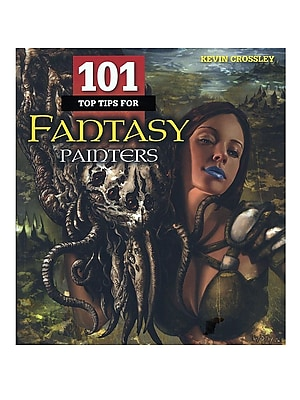 Barron'S 101 Top Tips For Fantasy Painters Each (9781438001043)