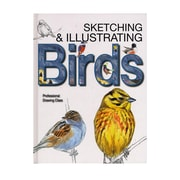 Barron'S Sketching  And  Illustrating Birds Each (9780764167911)