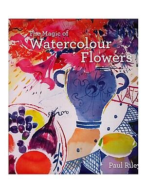 Batsford The Magic Of Watercolour Flowers Each (9781849942812)