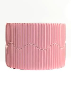 Bemiss Jason Bordette Corrugated Roll Pink [Pack Of 4] (4PK-37264)