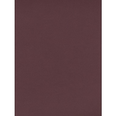 Canson Mi-Teintes Tinted Paper Burgundy 8.5 In. X 11 In. [Pack Of 25] (25PK-100511317)