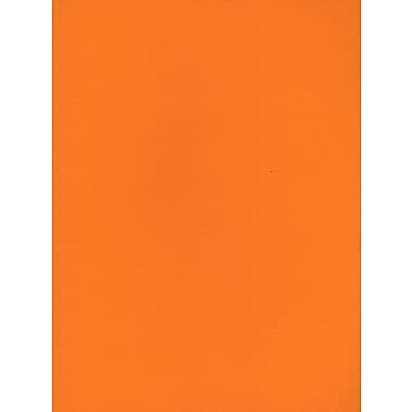 Canson Mi-Teintes Tinted Paper, Cadmium Yellow Deep, 8.5 In. x 11 In., Pack Of 25 (25PK-100511322)