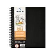 Canson Repositionable Illustration Art Book 9 In. X 12 In. 25 Sheets (200006412)