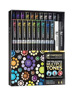 Chameleon Color Tones Pens Deluxe Set Of 22 (CT2201)