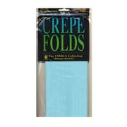 Cindus Crepe Paper Folds Baby Blue [Pack Of 6] (6PK-1154)