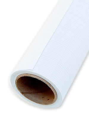Clearprint Fade-Out Design And Sketch Vellum - Grid Rolls 10 X 10 24 In. X 20 Yd. Roll (10103130)