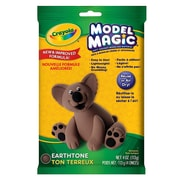 Crayola Model Magic Earth Tone 4 Oz. Each [Pack Of 4] (4PK-57-4459)