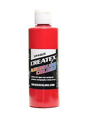 Createx Airbrush Colors Opaque Red 4 Oz. [Pack Of 3] (3PK-5210-04)