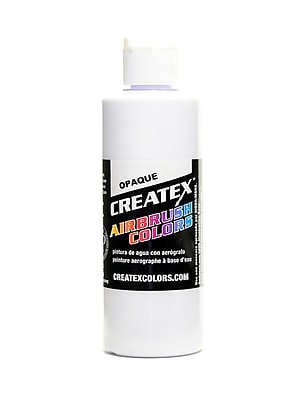 Createx Airbrush Colors Opaque White 4 Oz. [Pack Of 3] (3PK-5212-04)