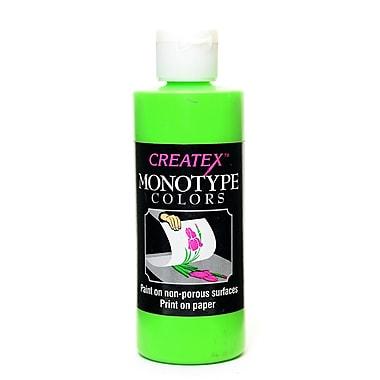 Createx Monotype Colors Leaf Green 4 Oz. [Pack Of 3] (3PK-3016-04)
