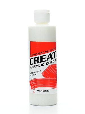 Createx Pearlescent Colors Pearl White [Pack Of 2] (2PK-2016-08)