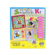 Creativity For Kids It'S My Life Scrapbook Kit Scrapbook Kit (1011)