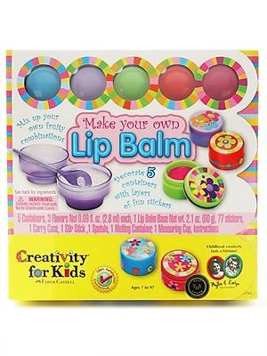 Creativity For Kids Make Your Own Lip Balm Each (1762)
