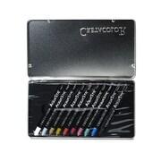 Cretacolor Aquastic Oil Pastel Sets Metallic Colors Set Of 10 (15-45-011)