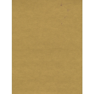 Daler-Rowney Canford Cut Paper And Card Sheets Paper Frosted Gold 8 1/2 In. X 11 In. [Pack Of 20] (20PK-402260071)