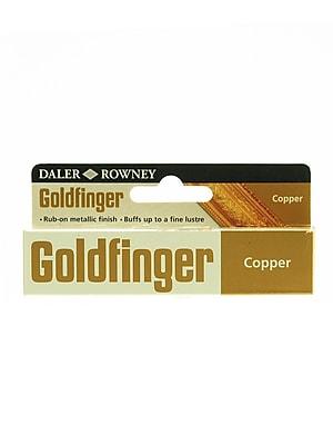 Daler-Rowney Goldfinger Decorative Metallic Paste, Copper, 22 Ml, Pack Of 2 (2PK-145008230)