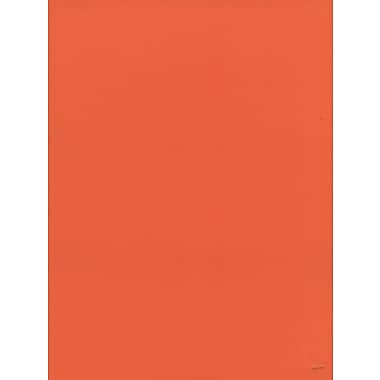 Darice Craft Foam 9 In. X 12 In. Sheet Orange [Pack Of 40] (40PK-1144-19)